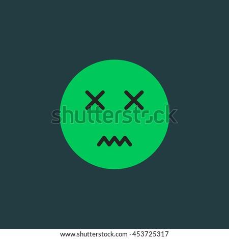 🤢 Barf Emoji / Nauseated Face Emoji Meaning, Pictures & Cheatsheet
