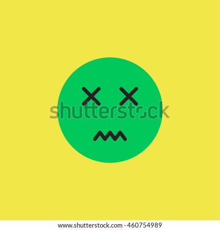😖 Confounded Face Emoji (U 1F616/U E407)
