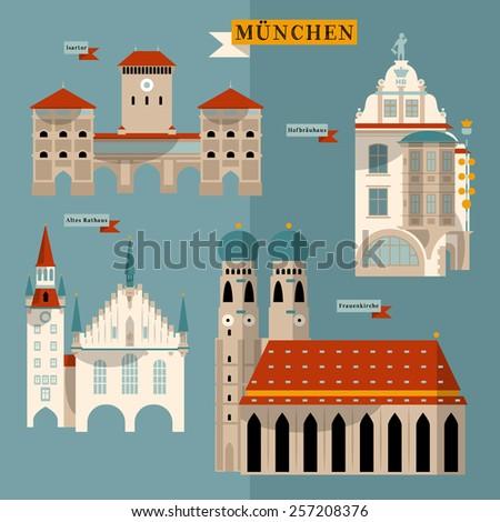 sights of munich bavaria