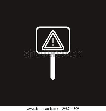 sign icon. sign vector design. sign design