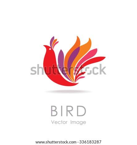 sign of a bird   design