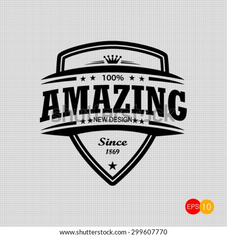 sign of amazing