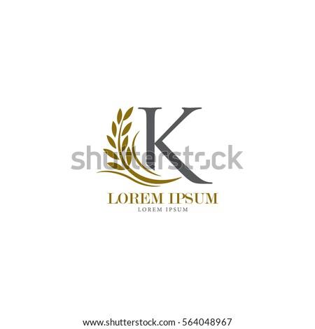 sign the letter k branding