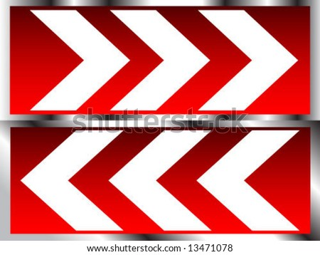 sign traffic - stock vector