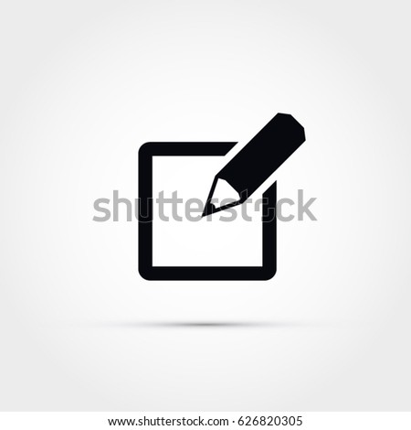 Sign up vector icon
