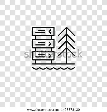 signaling icon from scouts