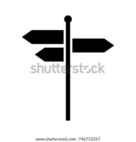 signpost vector logo