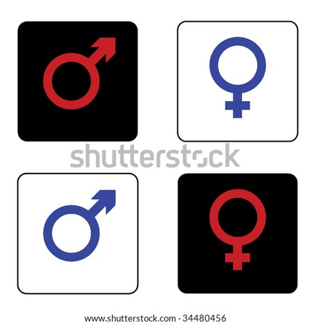 signs of she and he (mens or womens beginning)