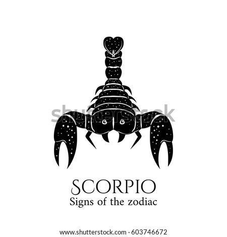 signs of the zodiac scorpio