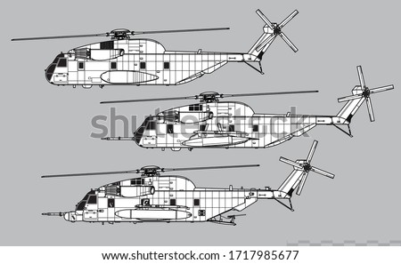 sikorsky ch 53 sea stallion