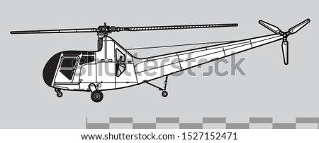 sikorsky r 6 hoverfly 2
