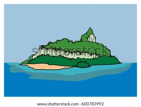 silent island simple