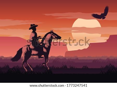 silhouette and monochrome