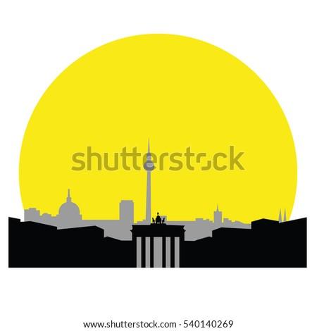 silhouette berlin