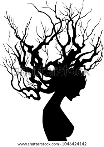 silhouette esoteric