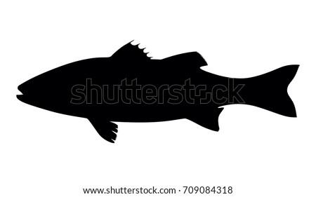 free fish silhouette vector download free vector art stock rh vecteezy com bass fish silhouette vector bass fish silhouette vector free
