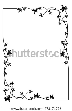Clipart border ivy, Picture #2387603 clipart border ivy