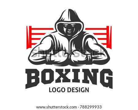 boxing club logo download free vector art stock graphics images rh vecteezy com boxing logos designs boxing logos pictures