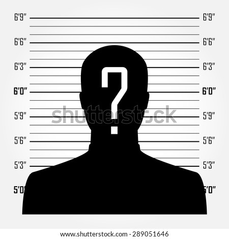 silhouette of  anonymous man