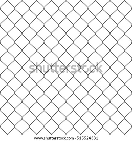 silhouette of metal wire mesh
