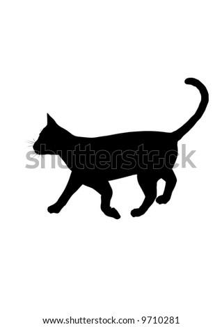 running cat silhouette  Try Skillfeed.com new Start...