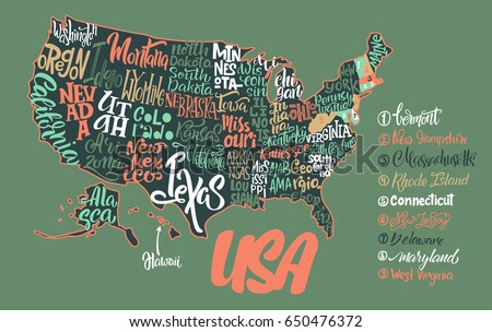 Iowa State Lettering Download Free Vector Art Stock Graphics - Iowa map usa