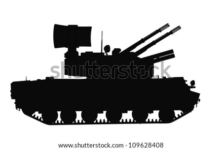 silhouette of tracked self