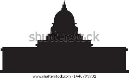 silhouette of wisconsin state