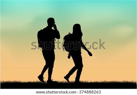 Nordic Walking Hintergrund