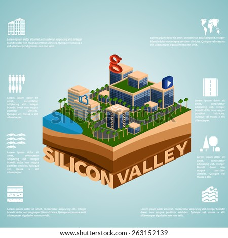 silicon valley set of detailed