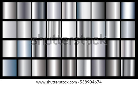 silver abstract gradient