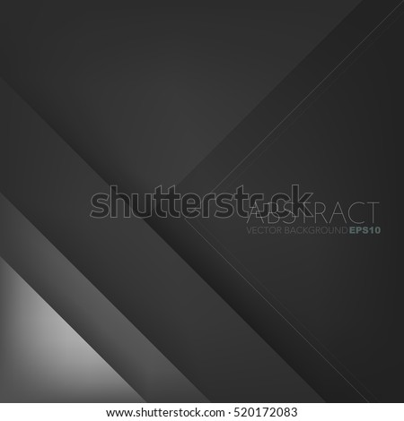silver background with black