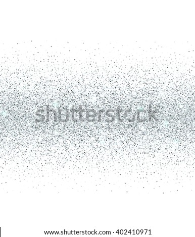 stock-vector-silver-glitter-stripe-with-sparkles-on-white-background