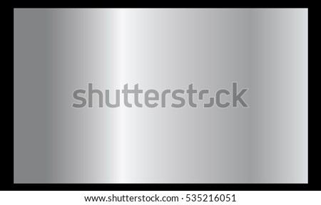 silver gradient background