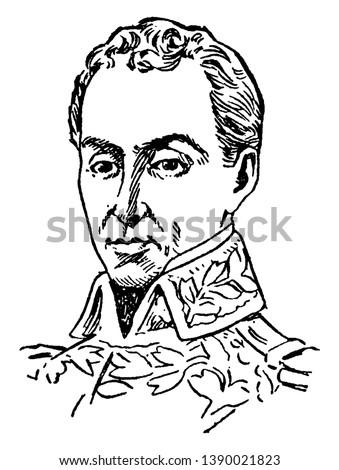simon bolivar  1783 1830  he