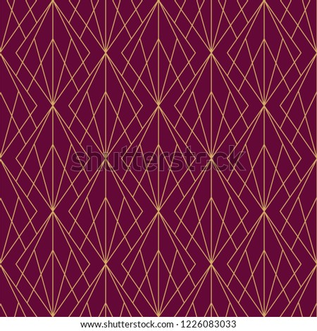 simple art deco geometric 6