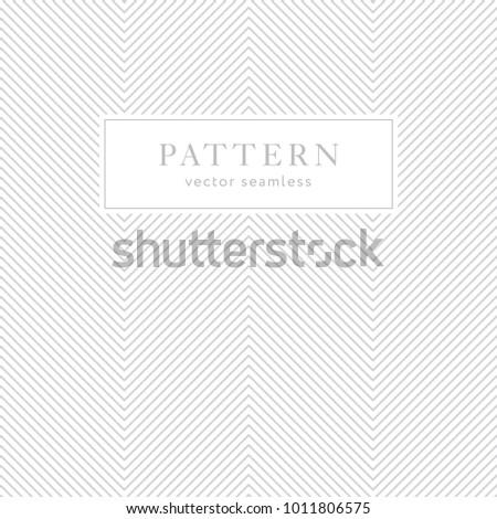 simple chevron seamless pattern