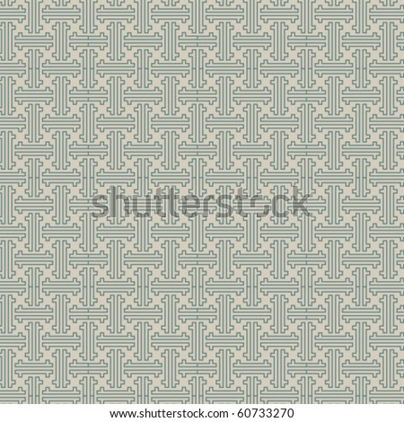 simple chinese pattern.