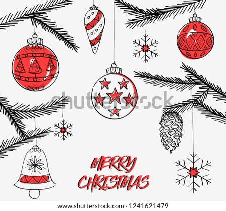 stock-vector-simple-chirstmas-background