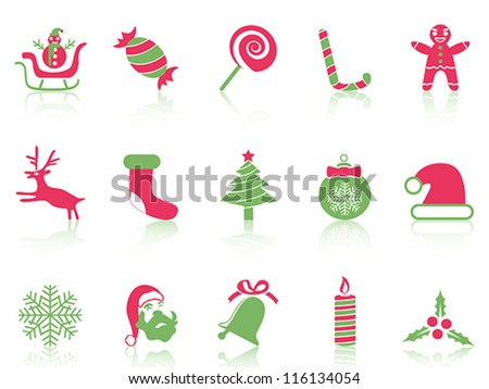 simple christmas vector icons download free vector art stock