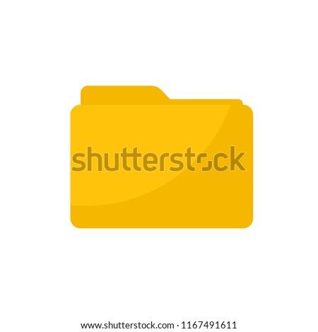 simple flat minimalist blank