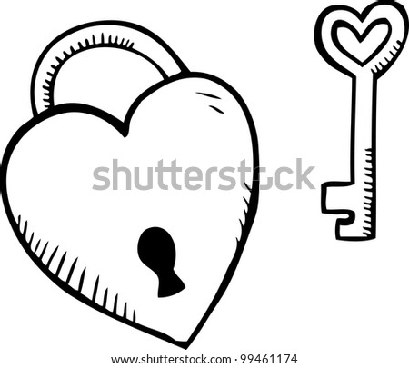 Simple Shape Drawing Simple Hand Drawing Heart