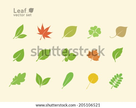 simple leaf set