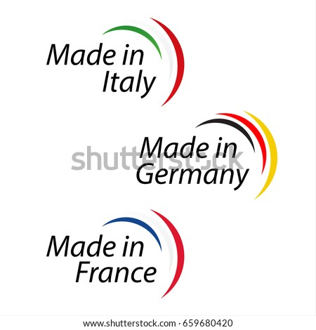 simple logos made in italy