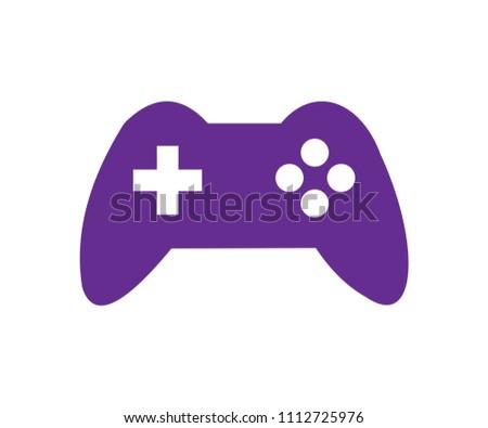 simple purple sony gaming