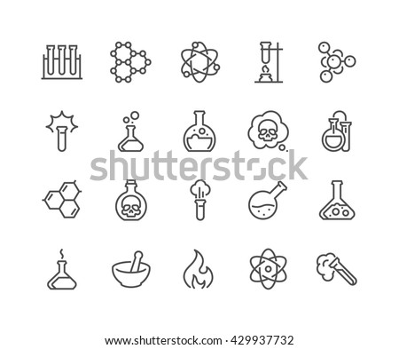 simple set of chemical related