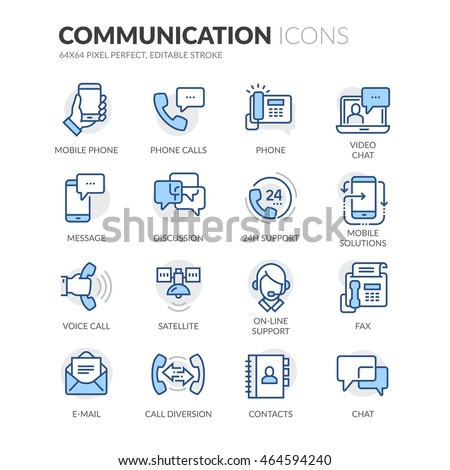 simple set of communication