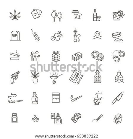 simple set of drugs related