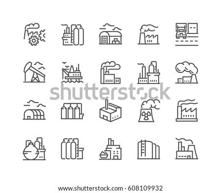 simple set of factories related