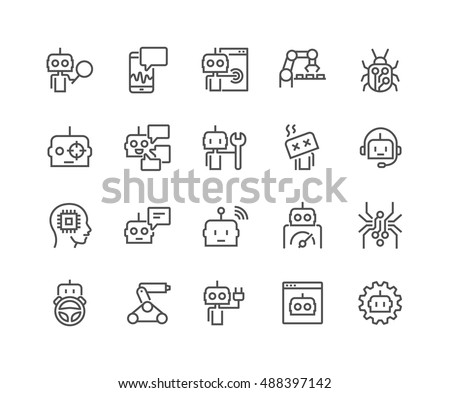 simple set of robots related